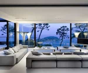 design, interior, and living room image