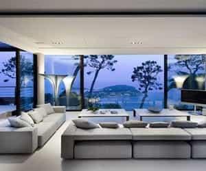 design, simple, and interior image