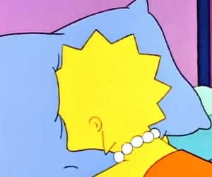 lisa simpson, the simpsons, and lisa image
