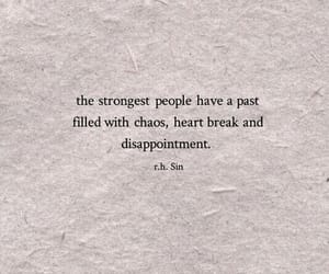 quotes, strong, and words image