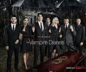 Nina Dobrev, The Originals, and tvd image