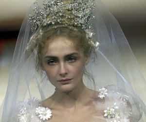haute couture and Snejana Onopka image