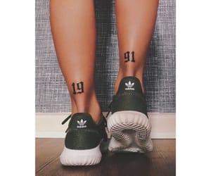 1991, adidas, and fahsion image