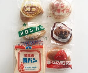 bread, japanese, and pan image