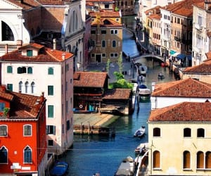 italy, world, and venice image