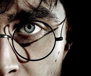 daniel radcliffe, deathly hallows, and harry potter image