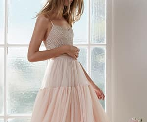 chiffon, voile, and Full Skirt image