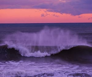 ocean, waves, and photo image