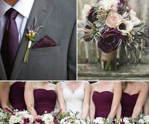 bouquet, chic, and color palette image