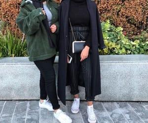 hijab and hijabi style image