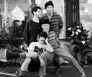 band, red hot chili peppers, and rhcp image