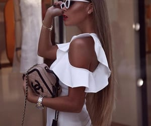babe, chanel, and classy image
