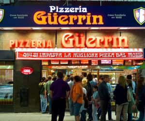 argentina, pizza, and buenos aires image