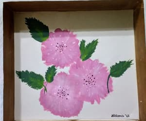 dibujo, draw, and flower image