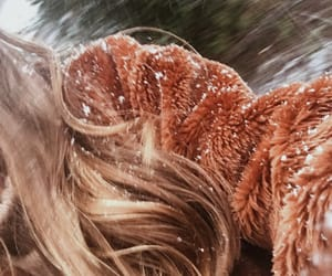 cold, dance, and hair image