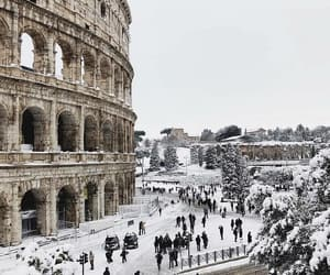 italy, photography, and roma image