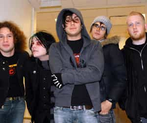 frank iero, ray toro, and my chemical romance image