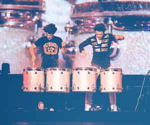 Joe Jonas, kevin jonas, and JB image