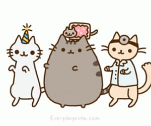 cat, cats, and dancer image