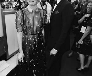 actors, claire foy, and bw image