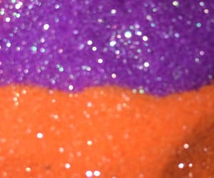 colorful, glitter, and glittery image