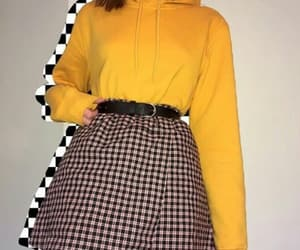aesthetic, skirt, and style image
