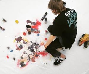art, gd, and kwonjiyong image