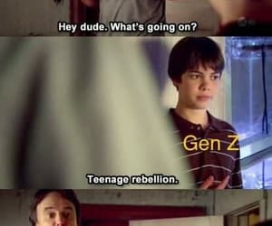 funny, rebellion, and weeds image