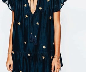 clothing, stars, and dresses image
