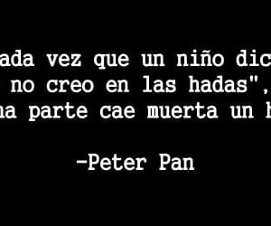 libros, peter pan, and frases image