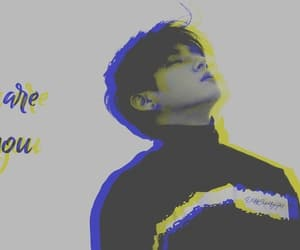 fly with me, wallpaper, and minhyuk image