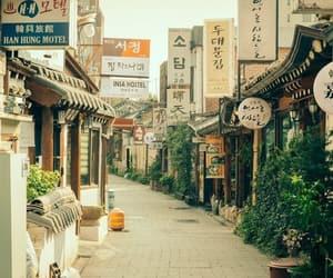 korea, seoul, and japan image