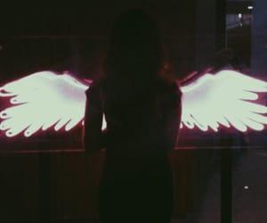 aesthetic, angel, and magic image