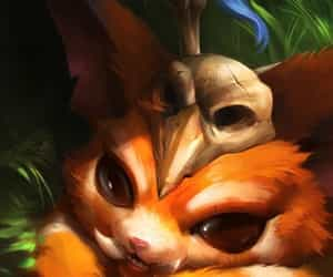 gnar and league of legends image