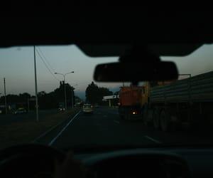 car, tumblr, and night image