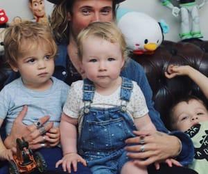 children, judd, and babysitter image
