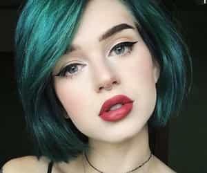 artistic, beautiful, and girl image