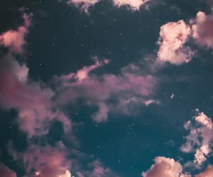 sky, clouds, and wallpaper image