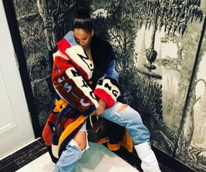 personal, rihanna, and instagram image