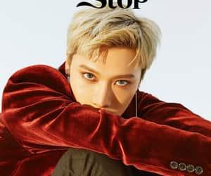 blonde, korea, and teaser image