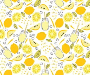 background, citrus, and drink image