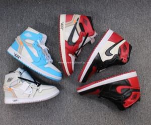 fashion, airjordan, and streetstyle image
