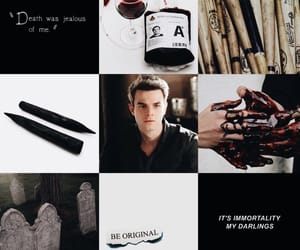 aesthetics, The Originals, and tvd image
