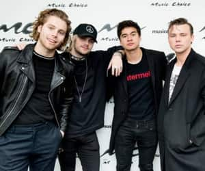 band, boys, and 5 seconds of summer image