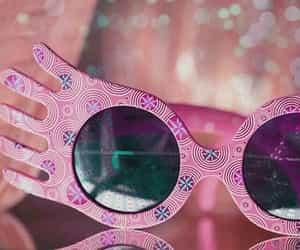 harry potter, luna lovegood, and pink image