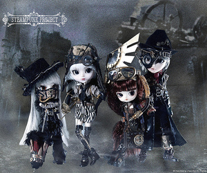 dolls, groove, and punk image
