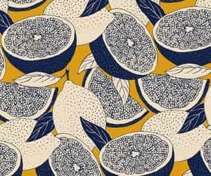 wallpaper, background, and lemon image