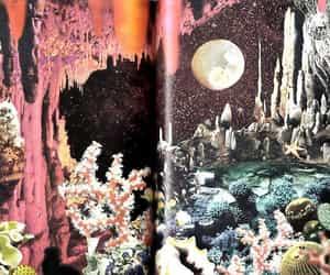 alternative, art, and night image