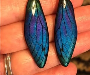 dichroic glass, component, and unique findings image