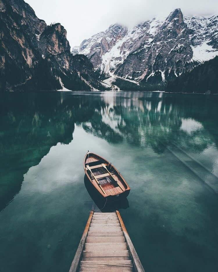 article, sad, and canoe image